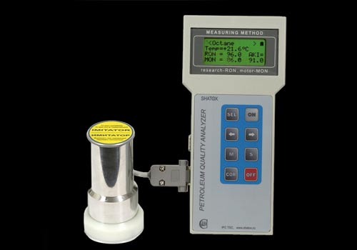 SHATOX SX-300 Portable Petroleum Quality Analyzer